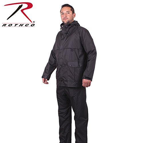 Rothco Packable Rain Suit (Large)