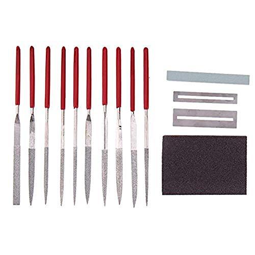 FC ENERGY 14 Pcs Acoustic Guitars Repair Kit File Tools Care Set for Guitar Ukel