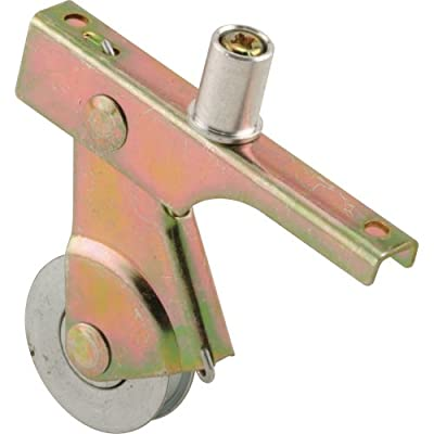 Prime-Line B 702 Screen Door Roller Assembly, 1-Inch Steel Wheel,(Pack of 2)
