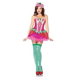 Strawberry Shortcake Costumes  sc 1 st  Funtober & Strawberry Shortcake Costumes (Adult Kids) for Sale - Funtober ...