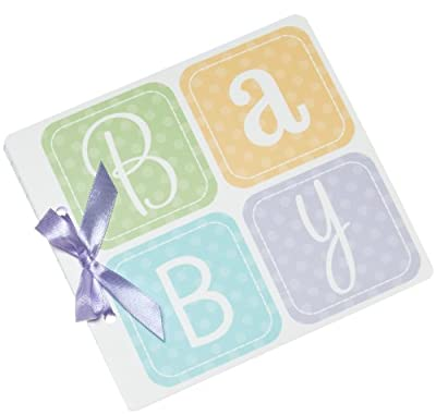 Wilton Guest Book, Baby Shower by Wilton