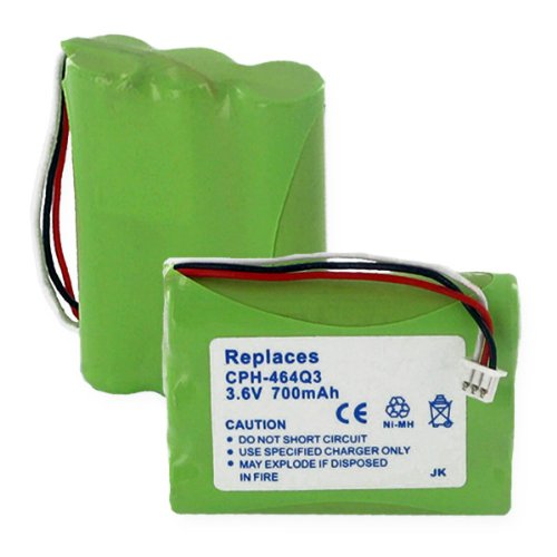 Replacement Battery For UNIDEN BT-930 - NiMH 3.6V 650mAh BT930