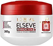 Creme de Tratamento Reparação Total 5+ Elseve L'Oréal Paris 300 Gr, L'Oré