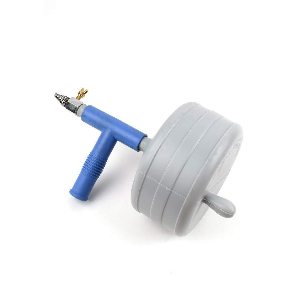 UPIT Clogged Drain Spring Cleaner Snake Auger (50FT (15meter)) by UPIT