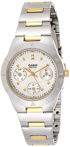 Casio Enticer Multi Color Dial Women #39;s Watch   LTP 2083SG 7AVDF  A530