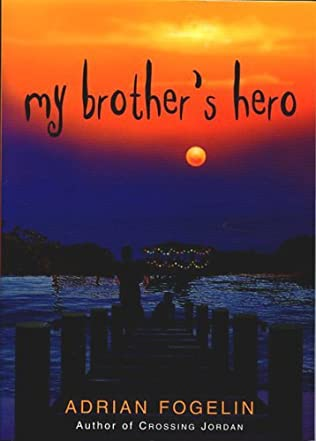 book cover of My Brother\'s Hero