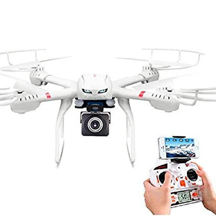 MJX X101 Drone FPV-HD | Vídeo a Smartphone | Cámara HD 2MP ...