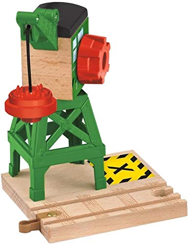 Learning Curve Tidmouth Timber Crane - Thomas Wooden Railway Tank Engine Train Loose