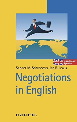 Negotiations in English: TaschenGuide (Haufe TaschenGuide)