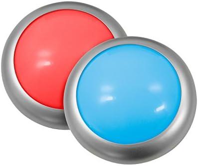 Eaxus Spa und Pool Lights Colour, Badewannen-Leuchten mit Farbwechsel 2-er Set 59780
