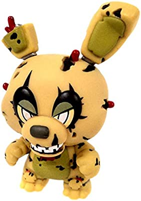 Funko Five Nights at Freddy's Mystery Minis Springtrap 1/12 Minifigue  [Loose]