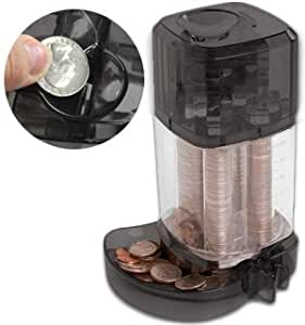 Coin sorting bank office products - Coin sorting piggy bank ...