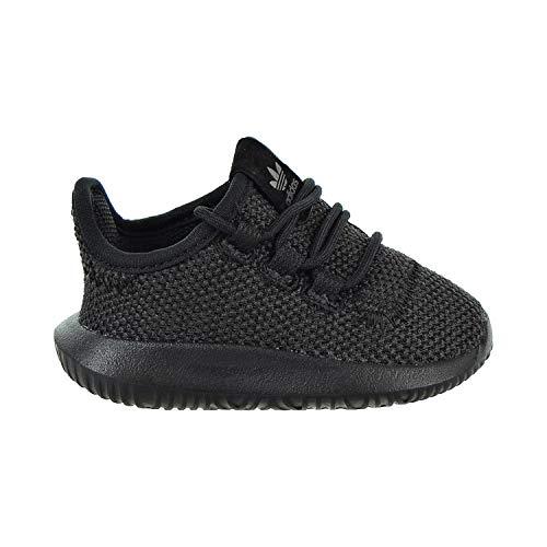 Dark Shadow Footwear - adidas Tubular Shadow Knit Toddler's Shoes Core Black/Utility Black by8816 (4 M US)