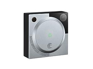 August Doorbell Cam – Silver