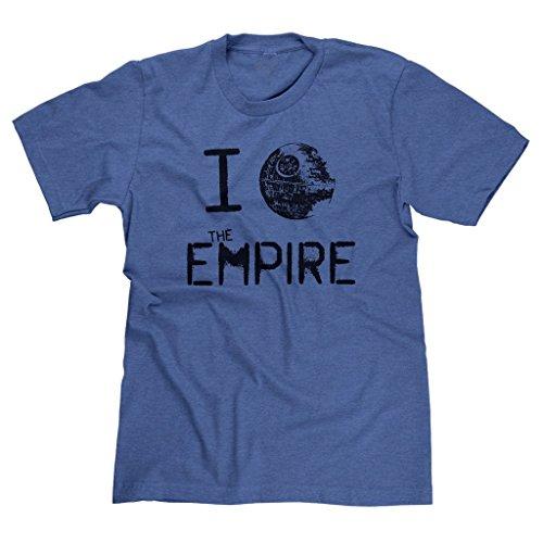 FreshRags I Heart The Empire Star Wars Parody Men's T-shirt