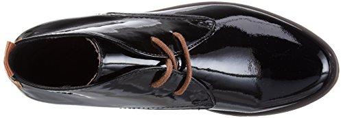 Black 25118 Marco Desert Tozzi Femme Comb Boots Noir 098 YWqBw4g