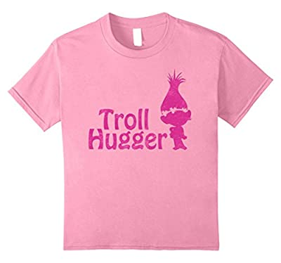 Funny Saying Troll Hugger Shirt Distressed Tee