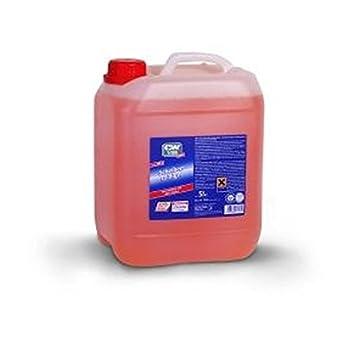 Dr. Wack CW - Líquido limpiacristales para limpiaparabrisas (diluible 1:100): Amazon.es: Coche y moto