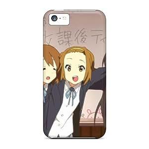 New K-on Tpu Case Cover, Anti-scratch Phone Case For Iphone 5c