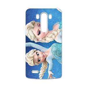 YYYT Frozen fresh lovely girl Cell Phone Case for LG G3