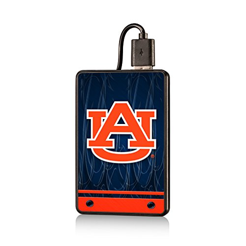 Auburn Tigers 2200mAh Credit Card Powerbank NCAA