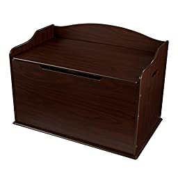KidKraft Austin Toy Box Espresso