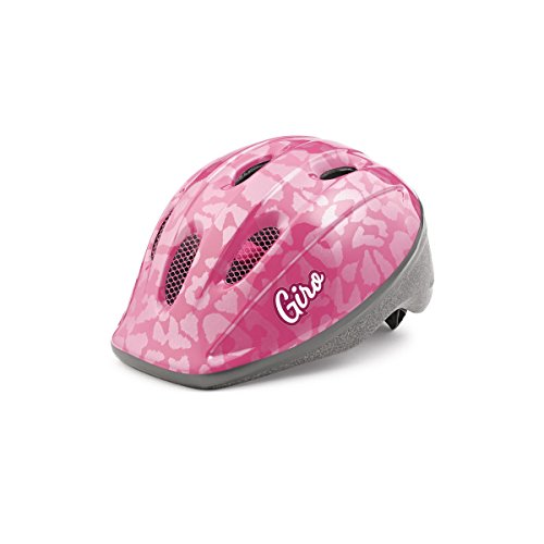 Giro Youth Rodeo, Pink Leopard – One Size Review