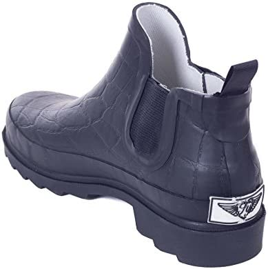 Womens Wellie Rain Boot Forever Young