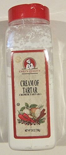 Chefs Quality Cream Of Tartar 25 OZ by Chef's Quality (Image #2)