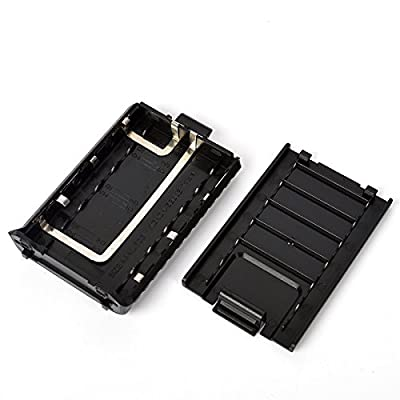 Walkie Talkie Battery case Two Way Raio Battery case for Baofeng UV5R , UV5R+ UV5RA UV5RC UV5RE UV5R+ plus from QUANZHOU TRUEST COMMUNICATION CO.,LIMITED