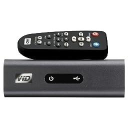 WD TV Live Plus 1080p HD Media Player