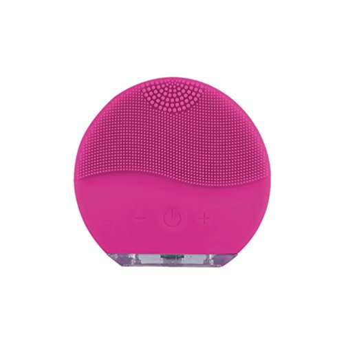 Facial Cleansing Brush and Face