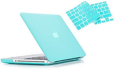 Ruban Hard Shell Cover MacBook Pro 13 Case Keyboard Skin Non Slip Grip Pads