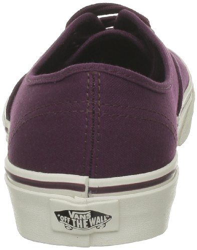 Vans U AUTHENTIC FIG/MARSHMALLOW - Zapatillas de lona unisex negro - Schwarz (fig/marshmallow)