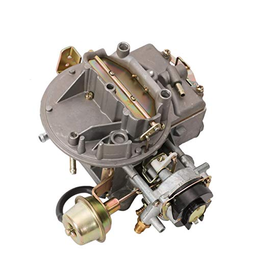 ALAVENTE Carburetor Carb for Ford F100 F250 F350 MUSTANG 2100 2 BARREL Engine 289 302 351 & JEEP 360 (Automatic Choke) ()