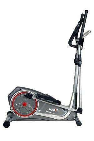 Powrx Cross Trainer GS-8709 - Bicicleta elíptica (modelo profesional)