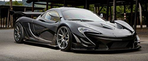 mclaren-p1-poster-58x23-art-gt-lemans-race-supercar-hypercar-car-auto-exotic