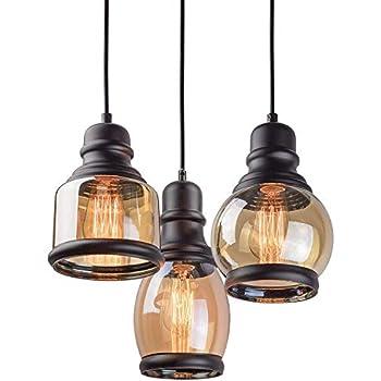Yaeer Vintage Industrial Decorative Home Light Pendant