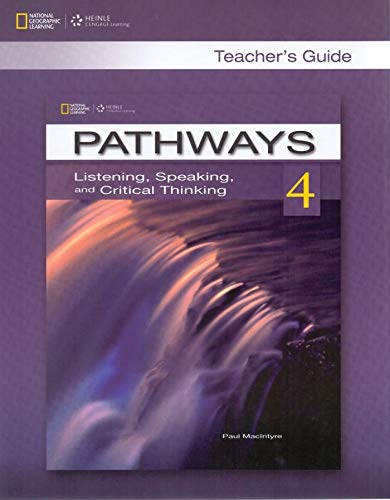 Pathways - Listening, Speaking, and Critical Thinking
