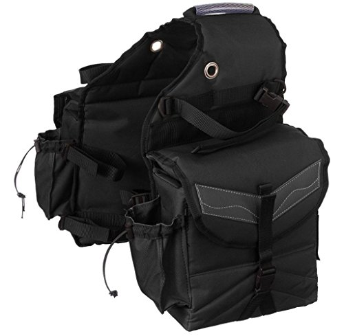 Tough 1 Insulated Saddle Bag with Pockets>