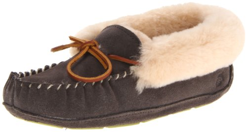 Stone Women's Slipper Moccasin Sheepskin Acorn Moxie WUxqP6n0