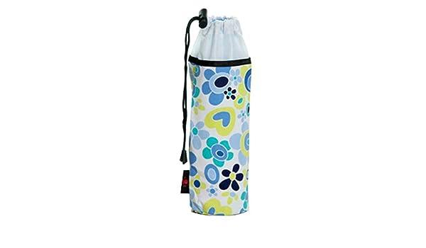 Botella de agua colgando de la botella del bolso de agua del bolso de la cubierta de la botella: Amazon.es: Hogar