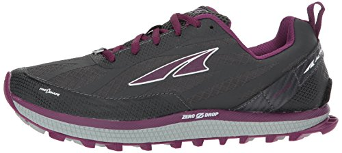 Running 5 Drop Gray Zero Superior Womens Shoes 3 Altra Purple Trail Grey Purple wqFfT0anx