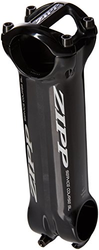 Zipp Service Course SL Road Stem 140mm +/- 6 degrees 31.8mm Polished Black by Zipp