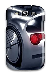 Tpu Case Cover Compatible For Galaxy S3/ Hot Case/ Audi A4 Concept Car