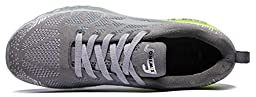 ONEMIX Men\'s Outdoor Air Chusion Sport Running Shoes (11, Carbon soot month)