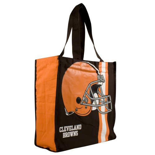 - NFL Cleveland Browns Square Tote, 3-Pack