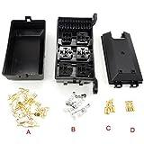 universal waterproof fuse relay box panel. Black Bedroom Furniture Sets. Home Design Ideas