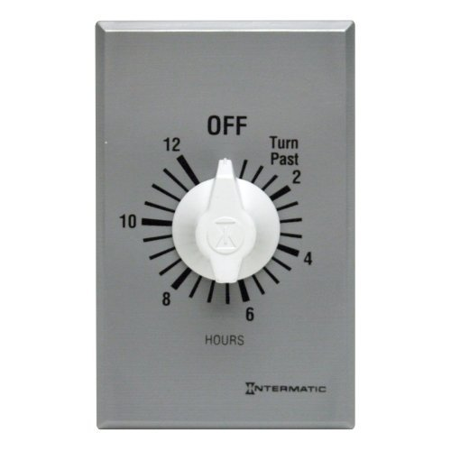 Intermatic FF12HC Spring Wound Auto-Off Timer by Intermatic