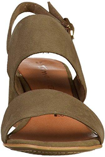 Olive 1 Tamaris Femmes 28026 30 Sandale q0nT1Xw